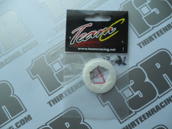 Team C TM2 Slipper Clutch Pads (2pcs), T04036, v2, TM2SC, T4