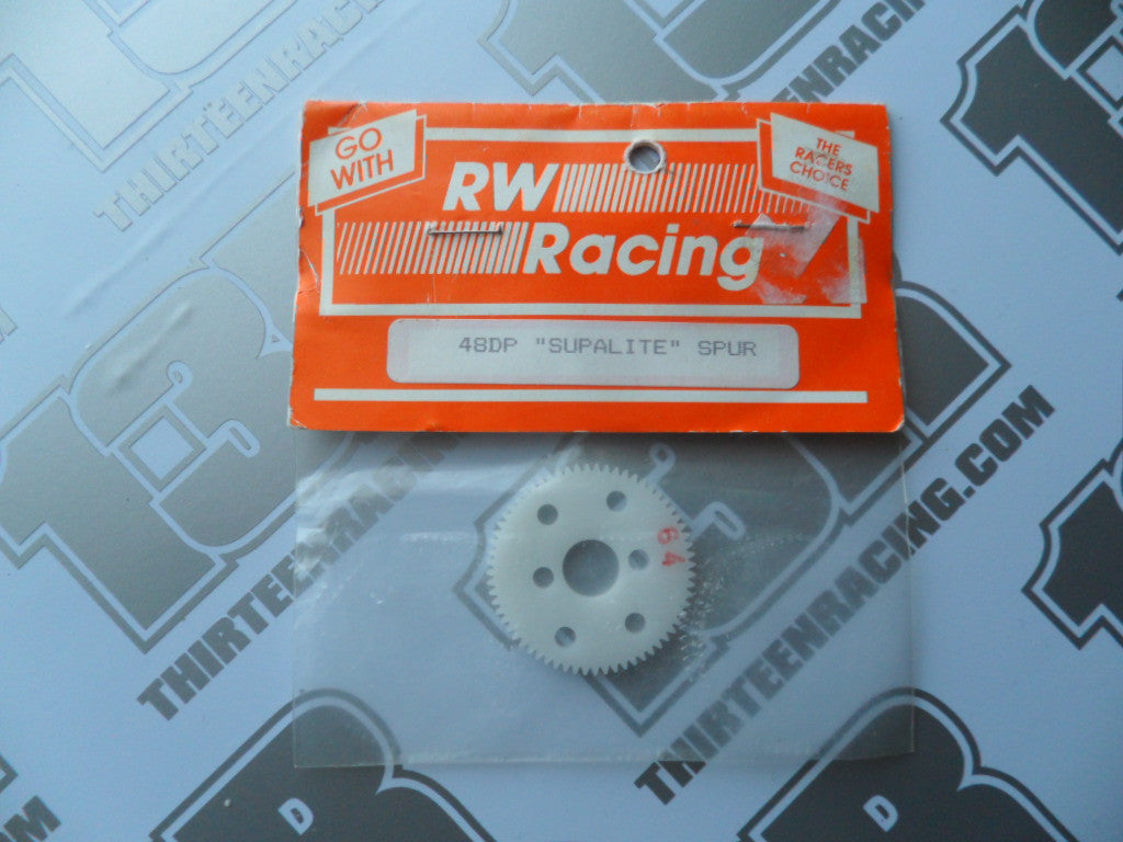"RW Racing 64T 48dp ""Supalite"" Spur Gear"