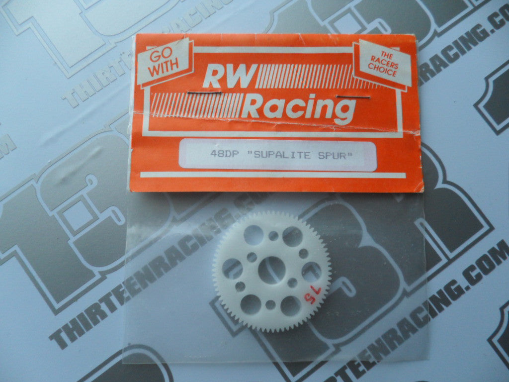 "RW Racing 75T 48dp ""Supalite"" Spur Gear"