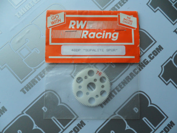 "RW Racing 76T 48dp ""Supalite"" Spur Gear"
