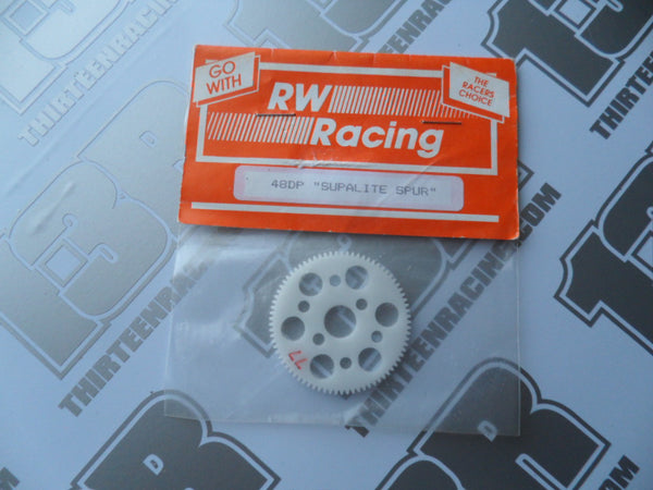 "RW Racing 77T 48dp ""Supalite"" Spur Gear"
