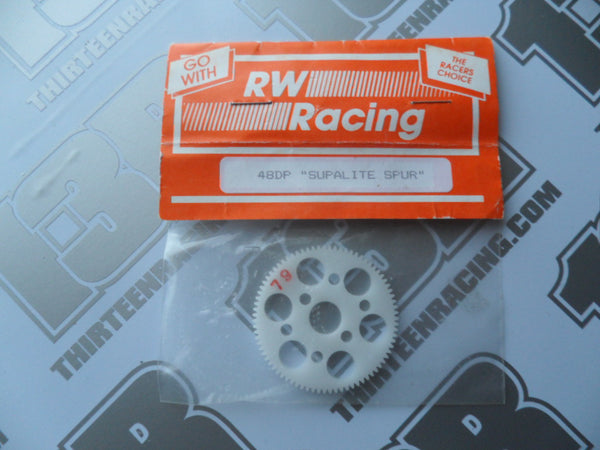 "RW Racing 79T 48dp ""Supalite"" Spur Gear"