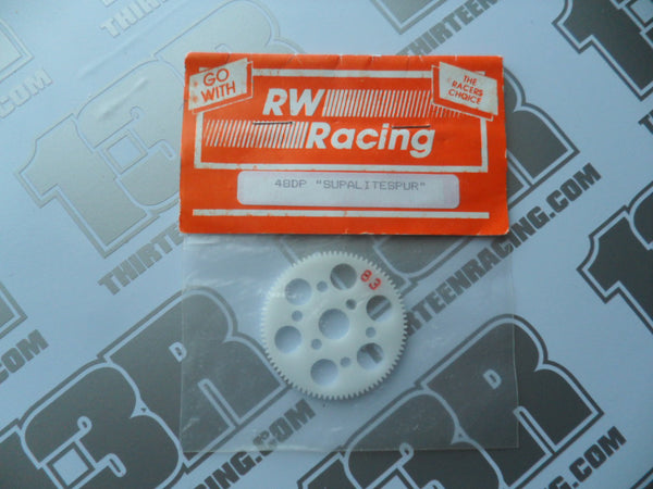 "RW Racing 83T 48dp ""Supalite"" Spur Gear"