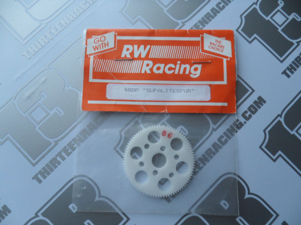 "RW Racing 86T 48dp ""Supalite"" Spur Gear"
