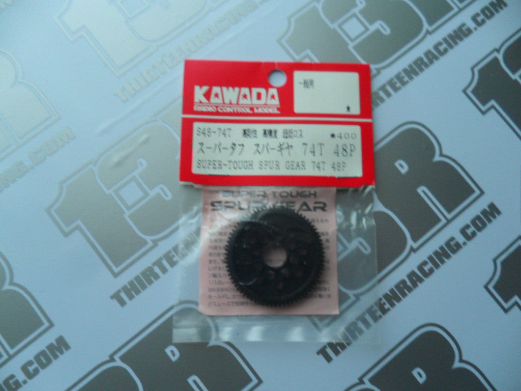 Kawada 74T 48dp Super Tough Spur Gear, S48-74T