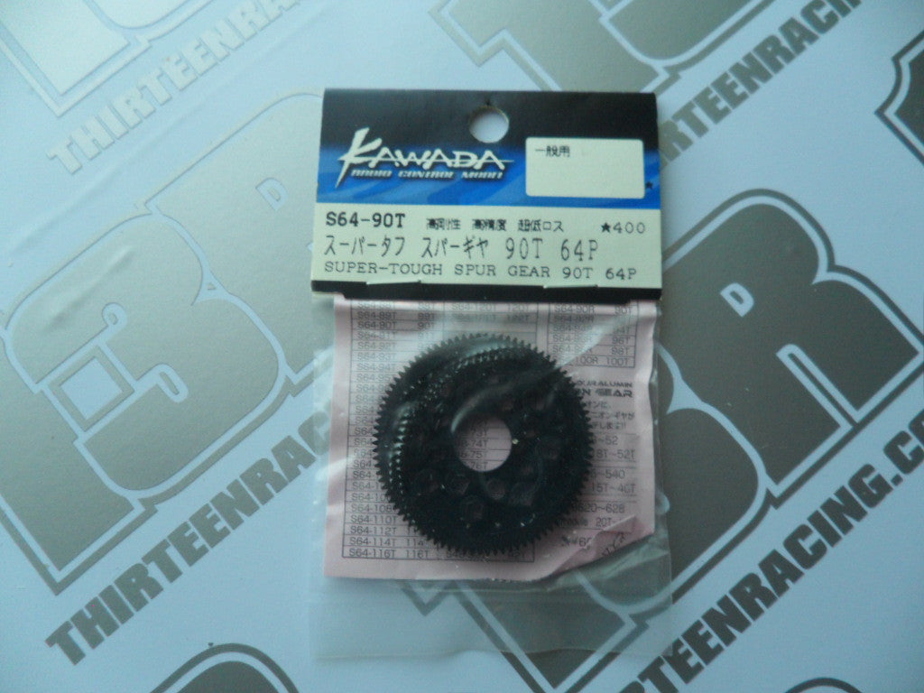 Kawada 90T 64dp Super Tough Spur Gear, S64-90T