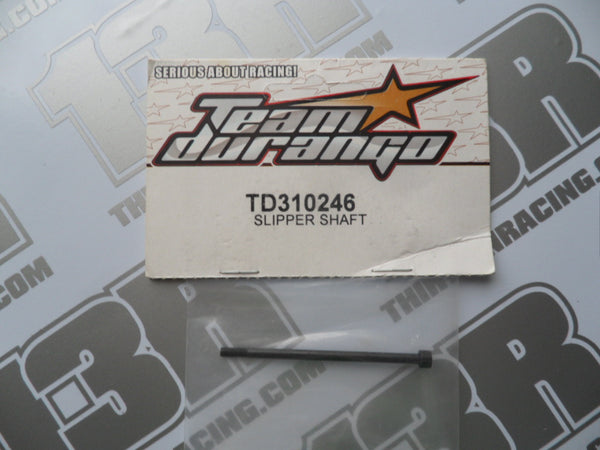 Team Durango DEX210 Slipper Clutch Shaft, TD310246, v2, v3, DESC210, DEST210