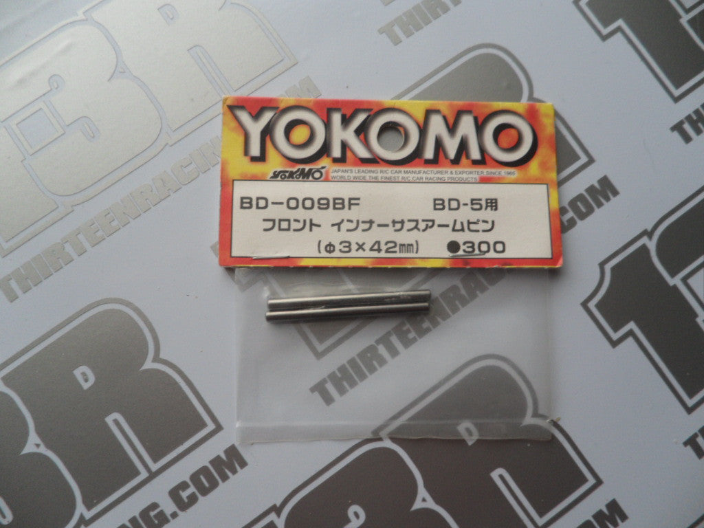 Yokomo BD-5/BD-7 Front Inner Suspension Arm Pins (2pcs), BD-009BF