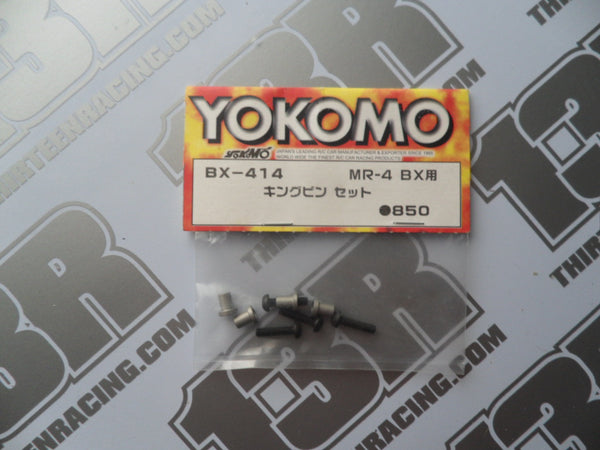 Yokomo MR-4 BX King Pin Set, BX-414
