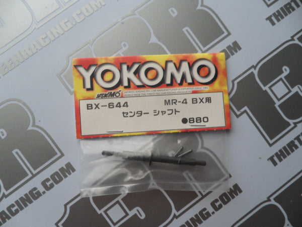 Yokomo MR-4 BX Centre Shaft, BX-644