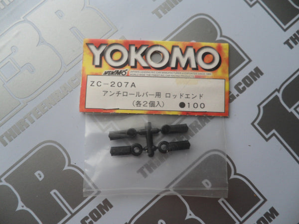 Yokomo Anti-Roll Bar Plastic Cups, ZC-207A