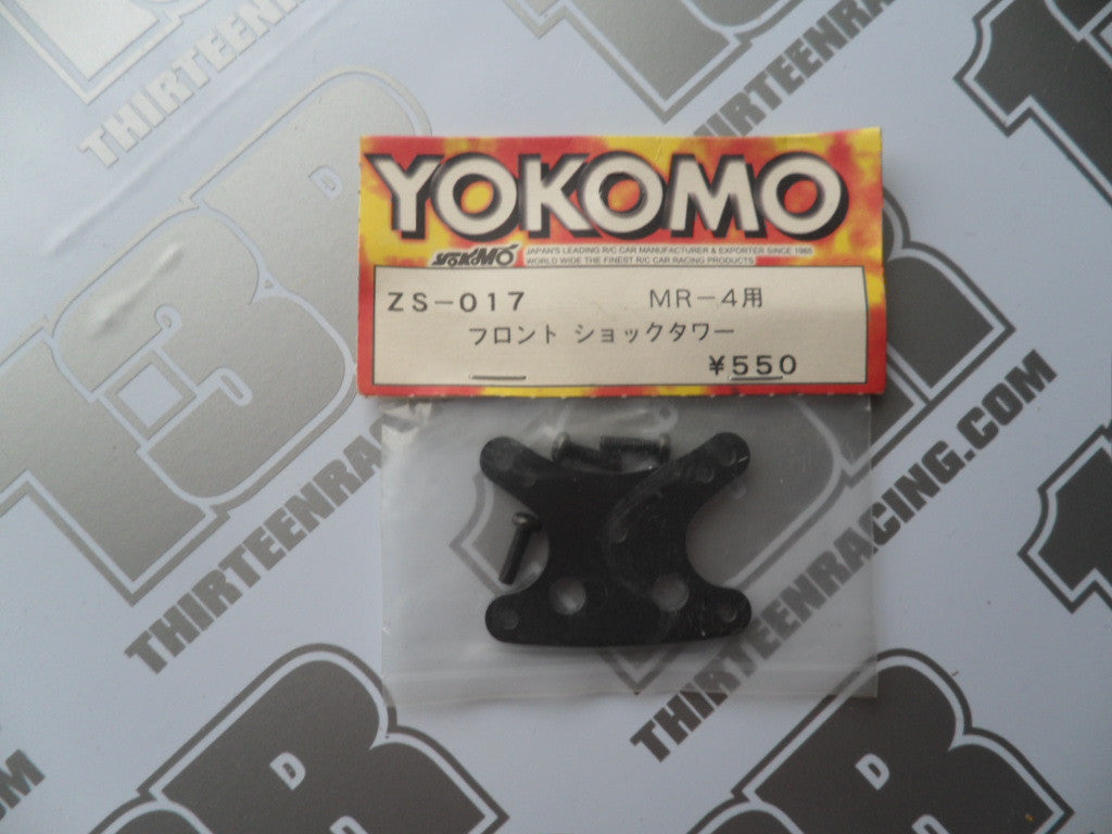 Yokomo MR-4 TC Front Shock Tower, ZS-017
