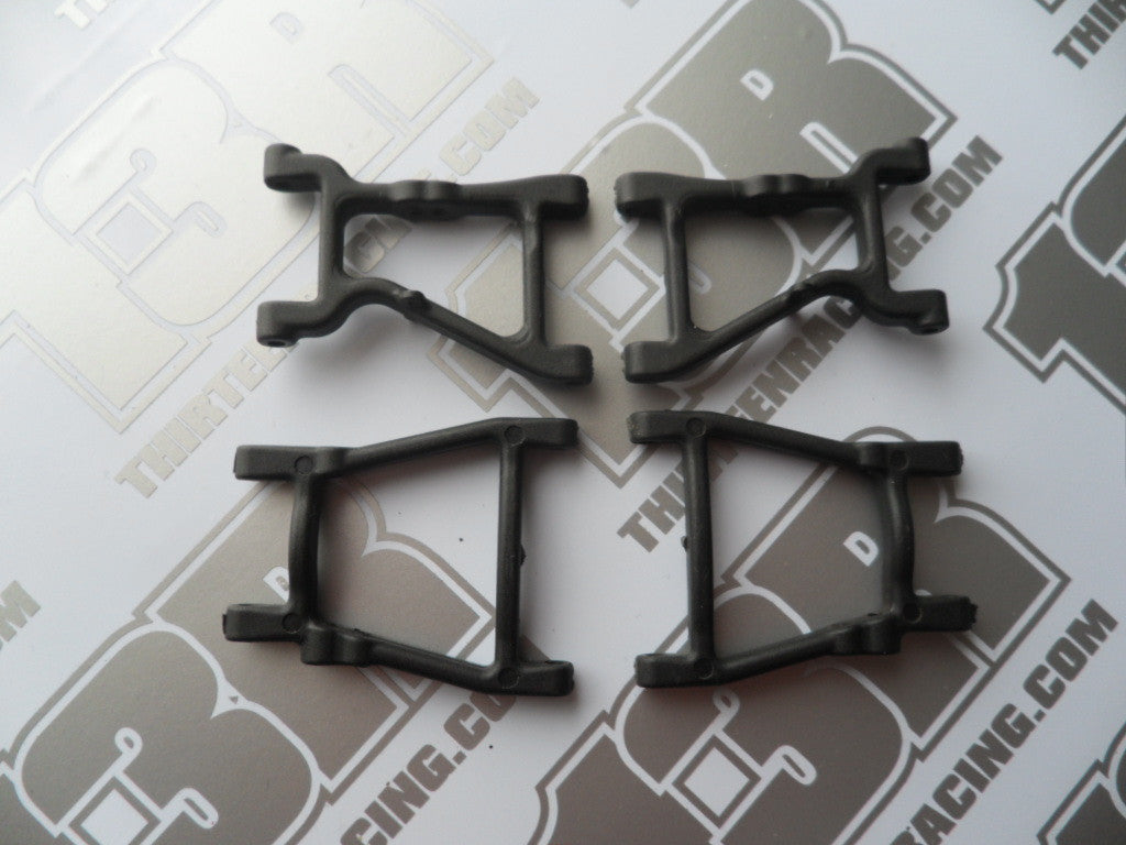 Team Losi Street Weapon Front & Rear Suspension Arms - Used, Rally weapon