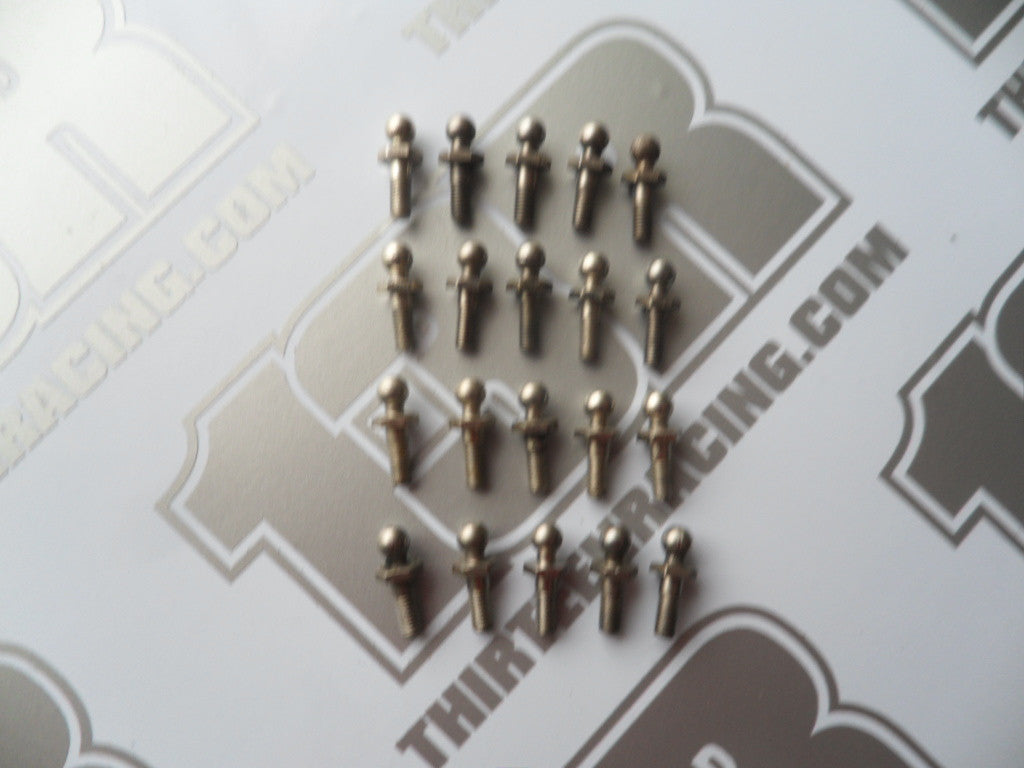 Schumacher 8mm Ball Studs, Long (20pcs) - Used, Various Models