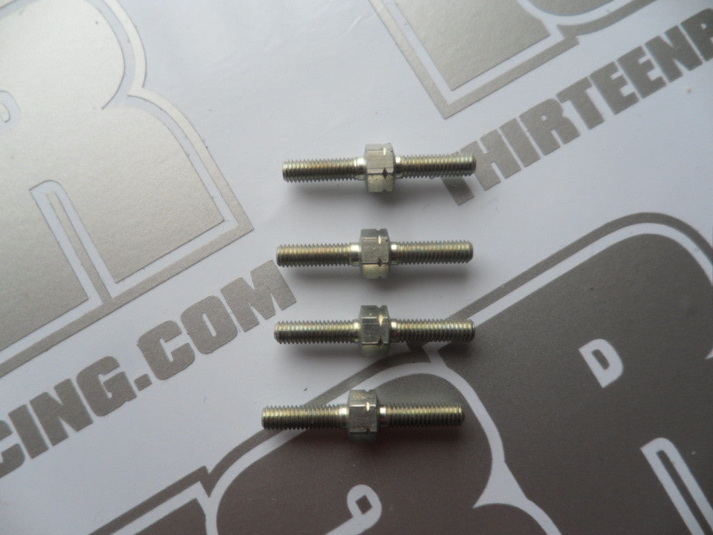 Schumacher 24mm Turnbuckle Rods (4pcs) - Used, U796R, Various Models