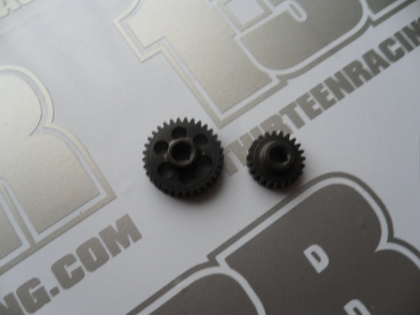 Schumacher KF/KF2 Side Gears, 32T/23T (Kit Type) - Used, SV2, CAT SX3