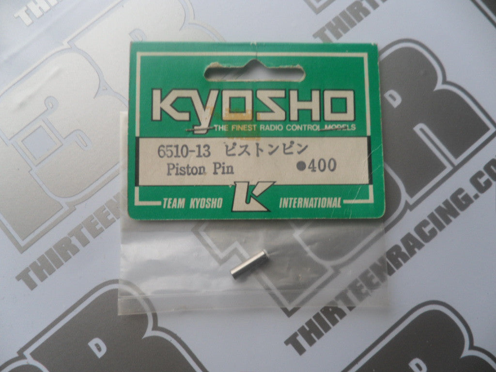 Kyosho GS11 Engine Piston Pin, # 6510-13, Spider, Pure Ten