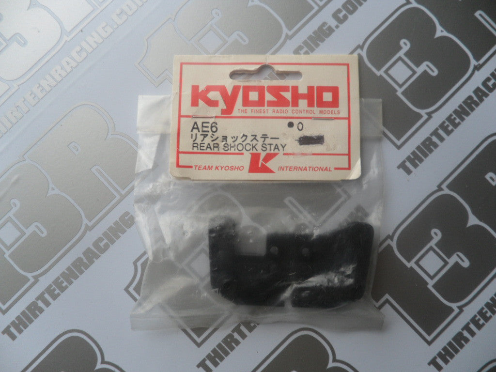 Kyosho Pure Ten Alpha Rear Shock Stay, # AE6