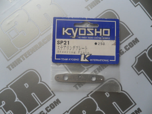Kyosho Steering Plate, # SP21, Pure Ten, Spider, TF2, GP10