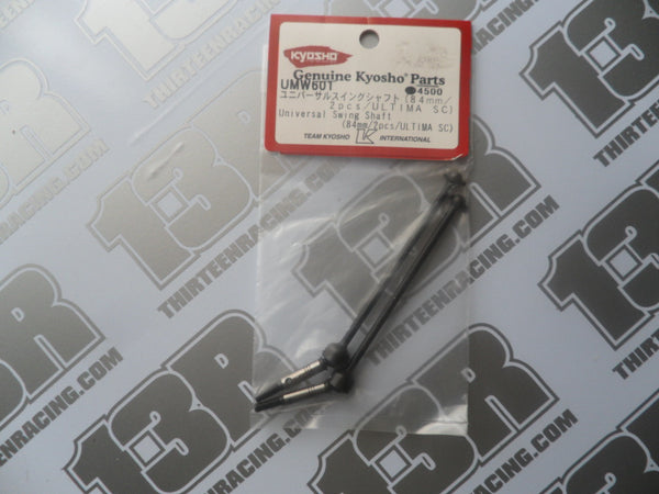 Kyosho Ultima SC Universal Swing Shaft, 84mm (2pcs), # UMW601