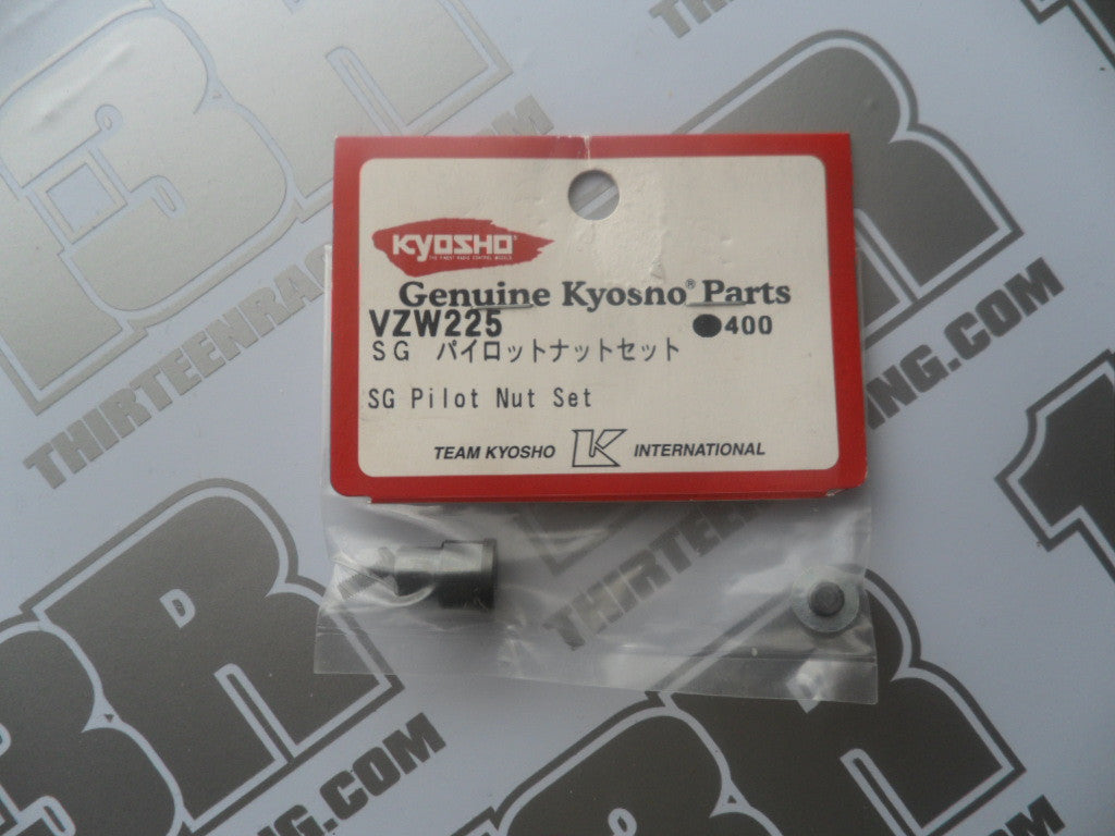 Kyosho V-One SG Pilot Nut Set, # VZW225