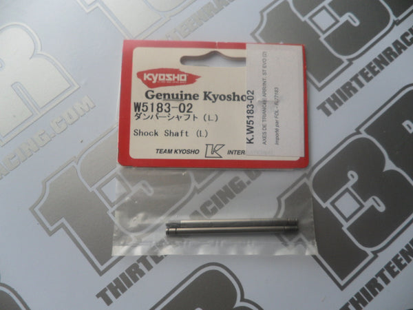 Kyosho Shock Shaft, Long (2pcs), # W5183-02, RB5, ZX-5