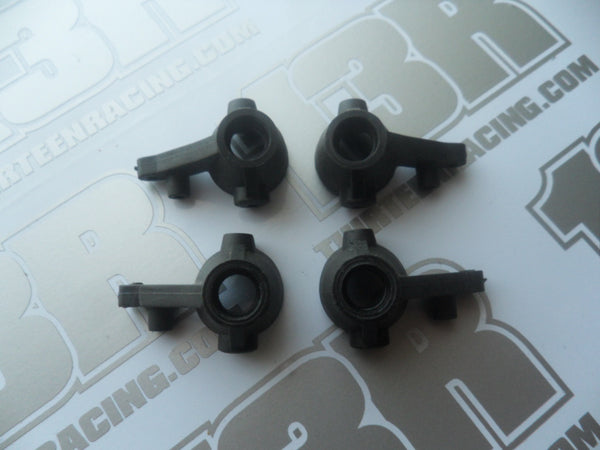 Schumacher Front/Rear Hub Carriers (2 prs) - Used, U2384E, Axis 2, Mission, Mi1, Mi1v2, Fusion