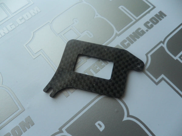 Schumacher Axis Fibrelyte Carbon Fibre Speedo Mount Plate - Used