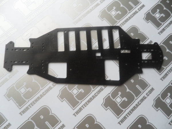 Schumacher Mission S1 Composite Lower Chassis - Used, # U2435