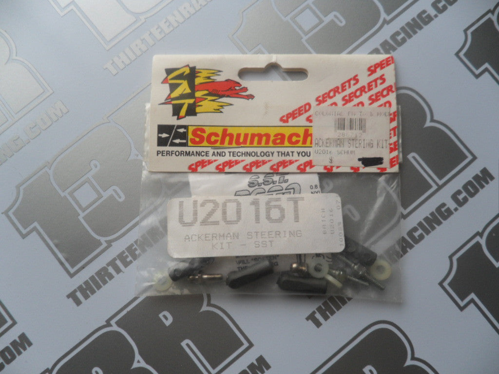 Schumacher SST Ackerman Steering Kit, U2016T, 2000, 98, 99, Sport