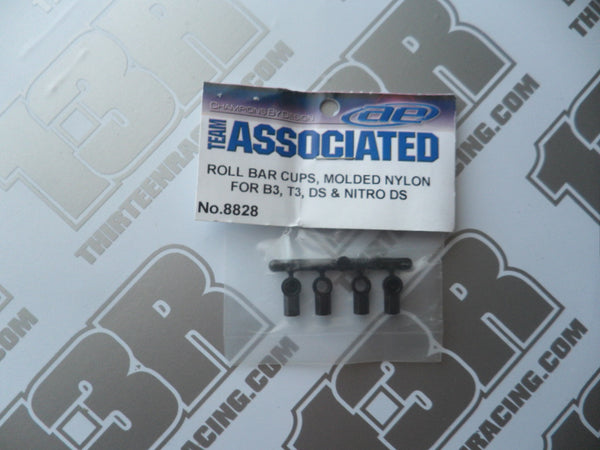 Team Associated Anti-Roll Bar Cup Set, # 8828, B3, T3, B44.1/.2/.3, TC5, TC6, TC6.2