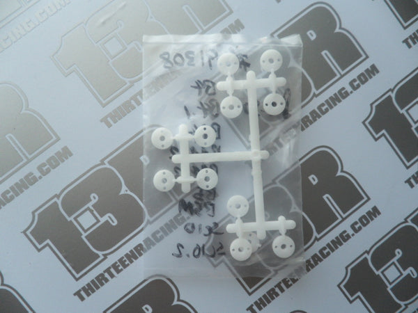 Team Associated 12mm Big Bore Shock Pistons Set, # 91308, B4.1, B4.2, B5, B5m, B44.1, B44.2, T4, SC10