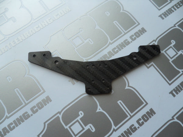 Tenth Technology FTD Carbon Front Suspension/Body Mount Plate - Used, # AC23, F2