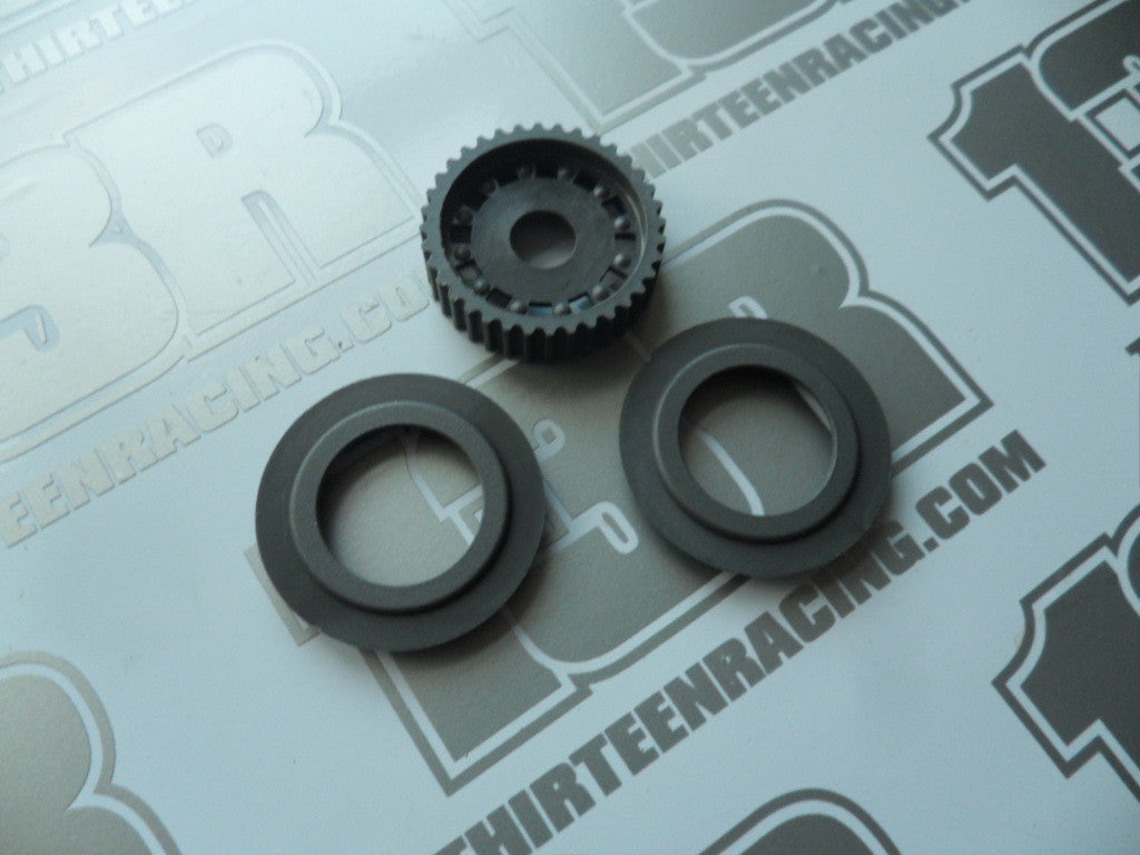 Schumacher Nitro 36T Diff Pulley - NEW LOOSE, U1629M, Nitro 21