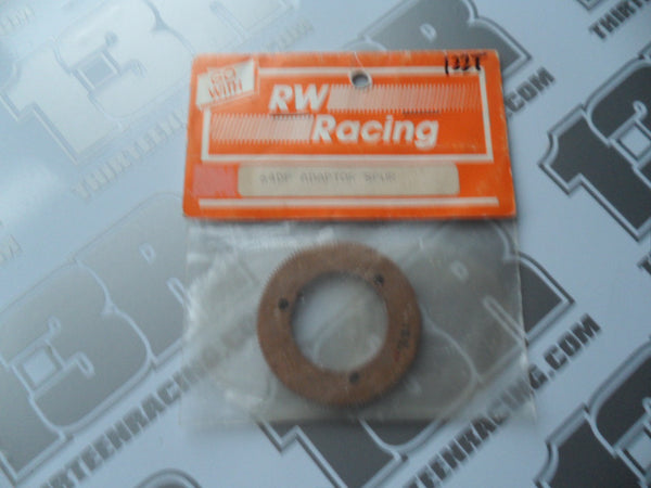 RW Racing Tufnol 122T Ring Adaptor Spur Gear (64dp), Schumacher/Wasp Racing