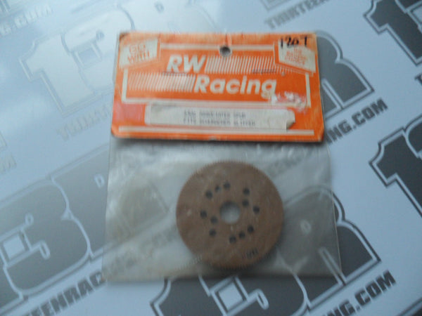 RW Racing Vintage Associated/Schumacher 120T Tufnol Slipper Spur Gear (64dp)