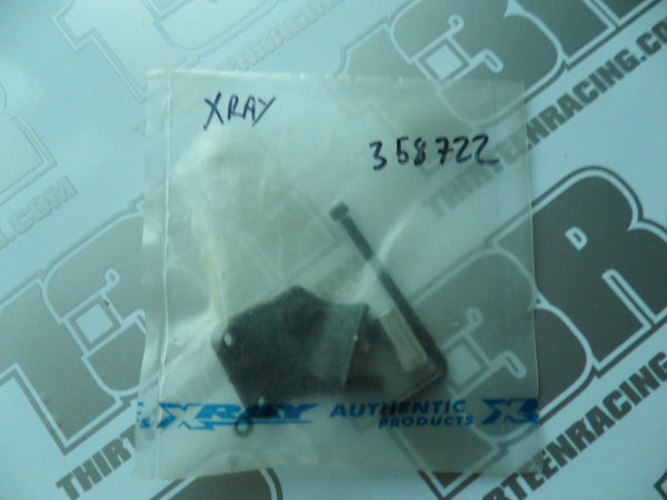 Team Xray XT8 Exhaust Wire Mount Set - Long, 358722, XB9, XB808
