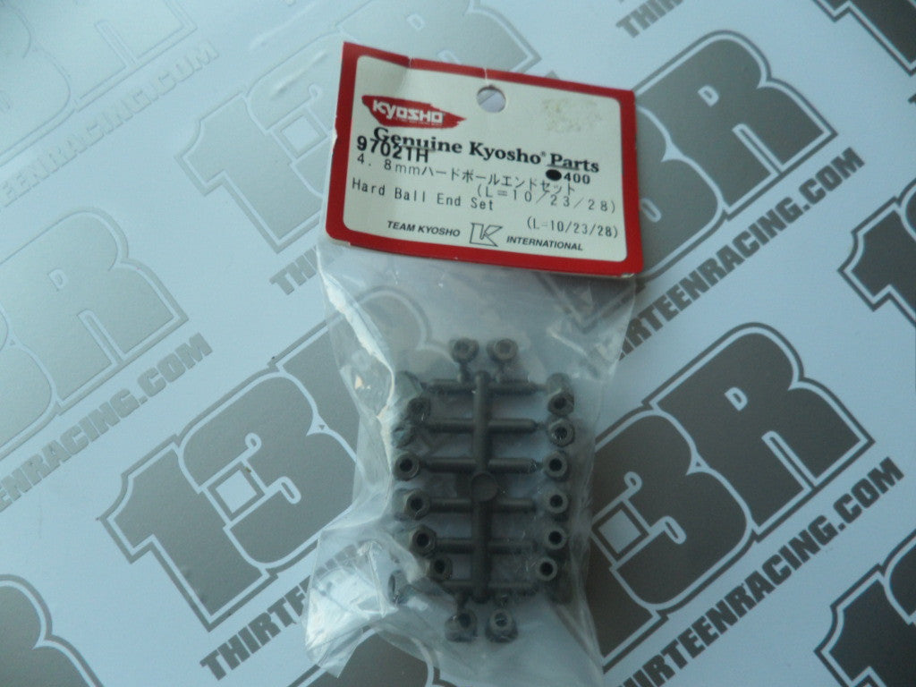 Kyosho Hard Ball End Set (L=10/23/28), # 97021H, RB5, ZX-5