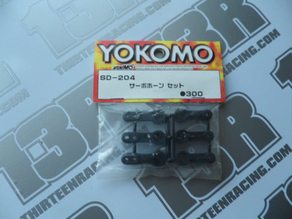 Yokomo MR-4TC SD Servo Horn Set, SD-204, BD