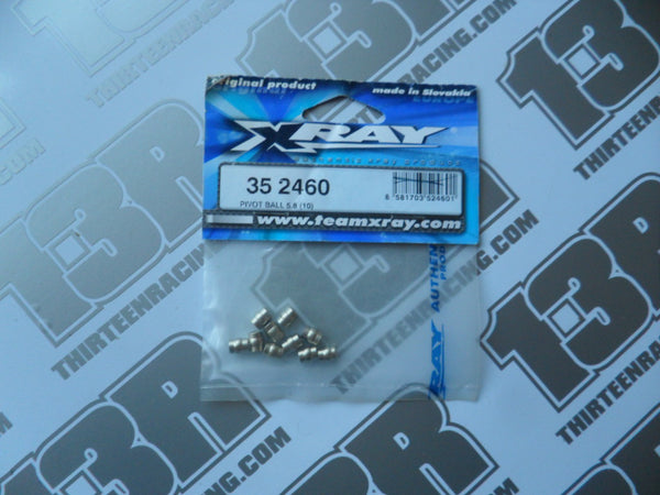 Team Xray 5.8mm Pivot Balls (10pcs), 352460