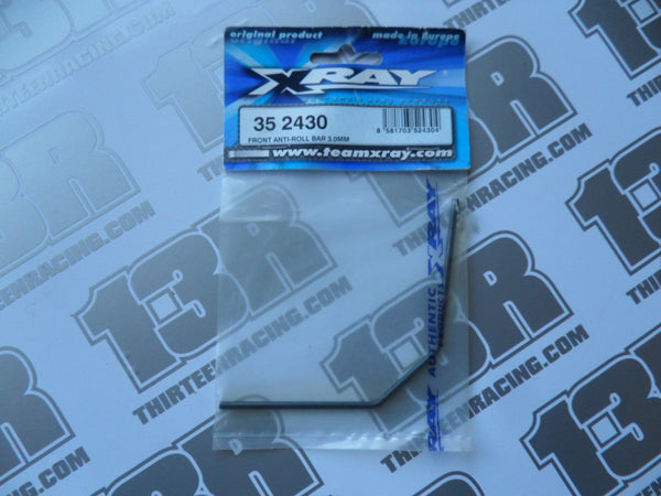Team Xray XB8 Front Anti Roll Bar 3.0mm, 352430, XT8, XT9