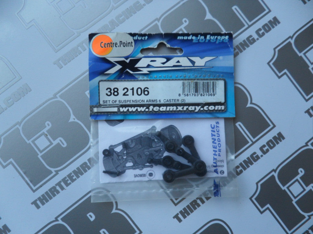 2 Xray 383220 Set Of Rear Linkages 2.5 Toe In