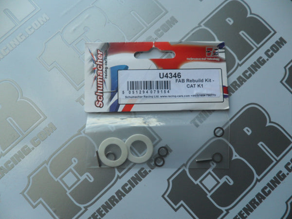 Schumacher CAT K1 FAB Rebuild Kit, U4346, K1 Aero