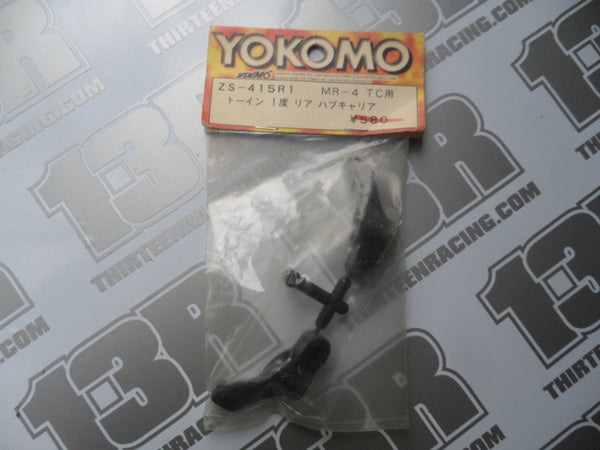Yokomo MR-4 TC 1 Deg Rear Hub Carriers (Pr)