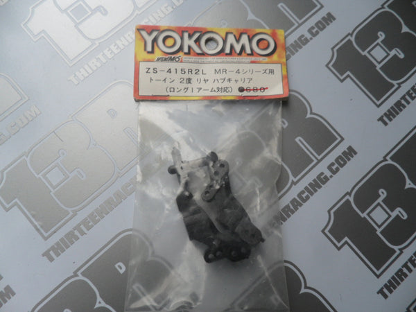 Yokomo MR-4 TC 2 Deg Rear Hub Carriers (Pr), ZS-415R2L