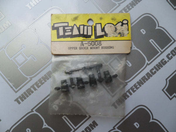 Team Losi Upper Shock Mount Bushings (4pcs), A-5008, Various Models