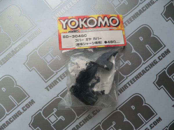 Yokomo MR-4 TC SD Spur Gear Cover, SD-304GC