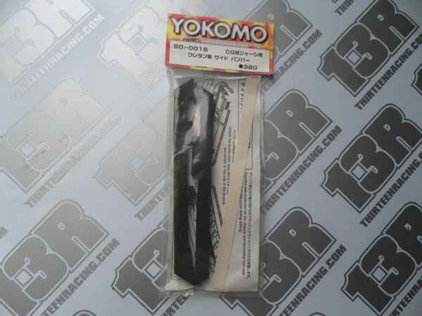 Yokomo MR-4 TC SD Chassis Foam Side Bumper (2pcs), SD-001S