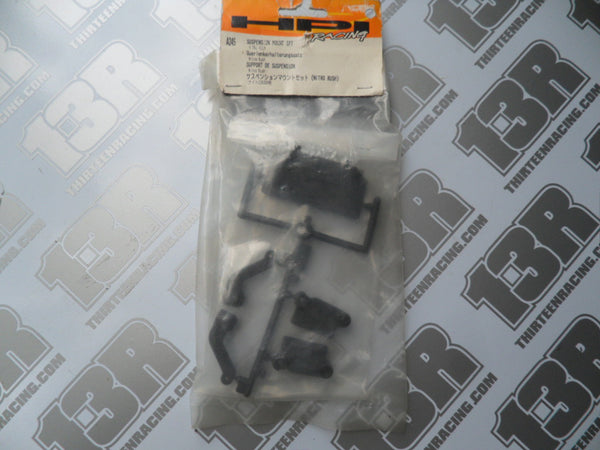 HPI Racing Nitro Rush Suspension Mount Set # A345