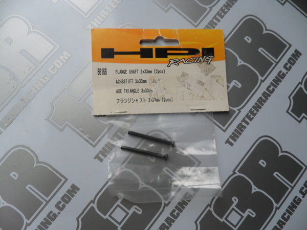 HPI Racing MT2 Flange Shaft 3 x 33mm (2pcs), # 86168